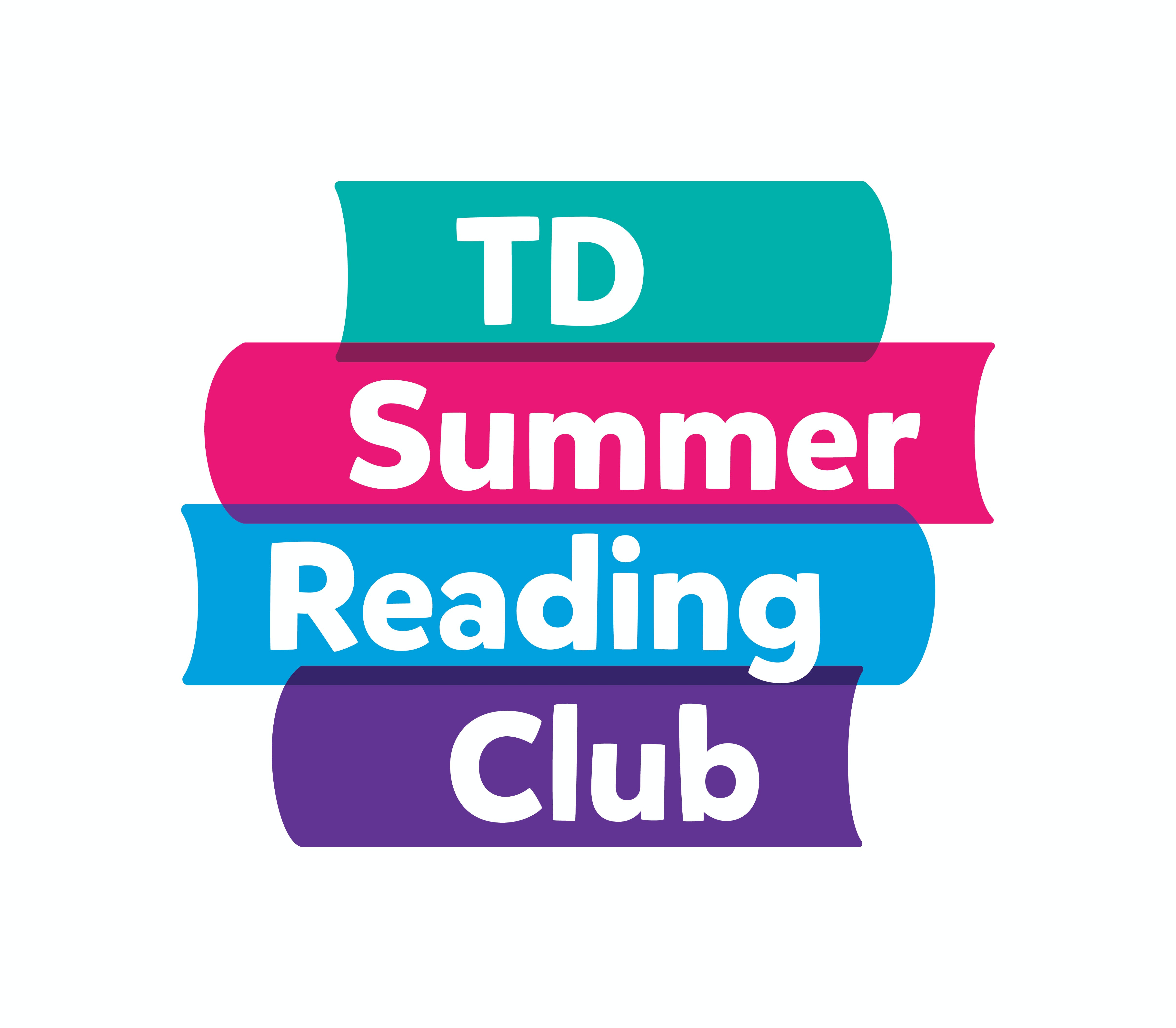 This is an image of the TD Summer Reading Club logo.