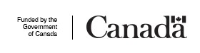 This is an image of the Funded by the Government of Canada logo