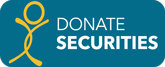 Donate securities button link